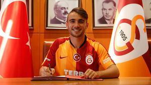 Galatasarayda Yunus Akgün fırtınası