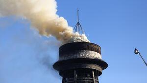 Son dakika: Ankaradaki şüpheli yangında sabotaj izi