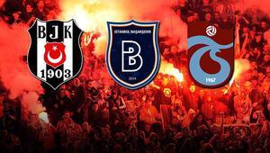 Beşiktaş, Trabzonspor ve Başakşehir UEFA maçları bu akşam saat kaçta, hangi kanalda