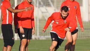 Antalyasporda Çaykur Rizespor maçı hazırlıkları