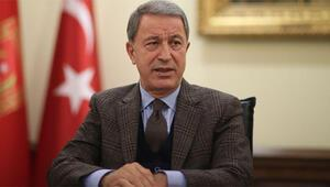Son dakika Milli Savunma Bakanı Akar: YPG/PKK bölgeden çekilmedi