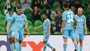 SON DAKİKA | Trabzonsporun gençleri Krasnodara direnemedi