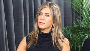 Aniston'dan itiraf: Ev kuşuyum