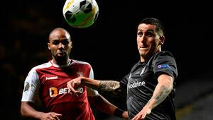 SON DAKİKA | Beşiktaş Portekizde Avrupaya veda etti