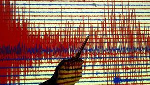 Son dakika... İranda 5.9 büyüklüğünde deprem