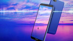Honor 7S iki farklı renk seçeneğiyle satışa çıktı