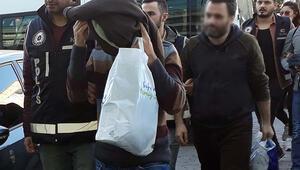 Samsun merkezli FETÖ/PDY operasyonunda gözaltına alınanlar adliyede