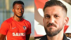 Galatasaray maçı öncesi Gaziantep FKya 2 müjde Cezaları bitti...