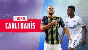 Fenerbahçe, 4 eksikli Kasımpaşayı konuk ediyor iddaada galibiyetlerine...