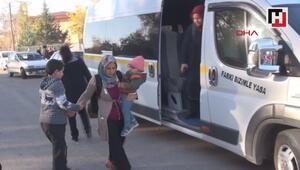 Otizmli öğrenciler okullarına devam ediyor