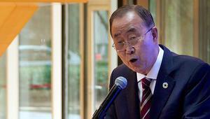 Ban Ki Moon: Suriye konusunda aldığı inisiyatiften dolayı Erdoğana saygı duyuyorum