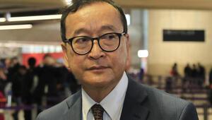Kamboçyalı muhalif liderin Pariste uçağa binmesine izin verilmedi