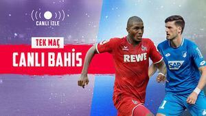 Bundesliga maçlarını hem Canlı İzle, hem de Canlı Bahis yap Misli.comda...