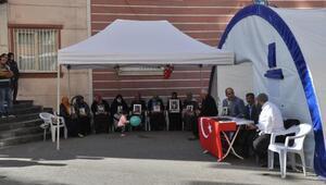 HDP önündeki eylemde 67nci gün