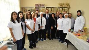 Kadın girişimcilere üretim kooperatifi açıldı