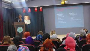 """Mustafakemalpaşa'da öğrencilere yönelik """"organ bağışı"""" semineri"""