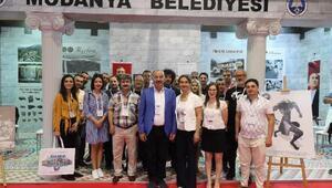 Mudanya'ya Tarihi Kentler Birliği'nden ödül