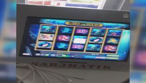 Şarjmatik cihazını kumar makinesine çevirmişler