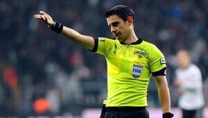 UEFAdan Halil Umut Meler ve Kerem Ersoya görev