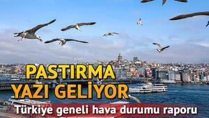 Hafta sonu hava nasıl olacak 9 10 Kasım Türkiye geneli il il hava durumu tahminleri