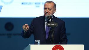 Cumhurbaşkanı Erdoğan: Günümüzün haçlıları olan Neo-Naziler, Müslümanlara hayatı dar ediyor