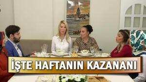 Yemekteyiz birincisi kim oldu 4 8 Kasım haftası Seda Sayan ile Yemekteyiz kazananı ve puan durumu