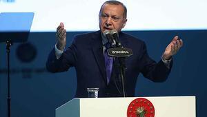 Erdoğan: Günümüzün haçlıları Neo-Naziler, Müslümanlara hayatı dar ediyor