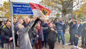 Dortmund'da bir meydana Mehmet Kubaşık'ın ismi verildi