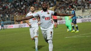 Eskişehirspor, Adanada kazandı