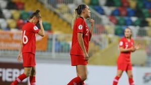 A Milli Kadın Futbol Takımı Hollandaya farklı yenildi