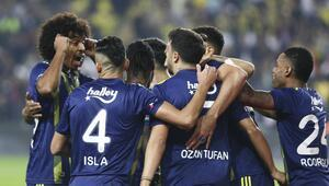 SON DAKİKA | Fenerbahçe - Kasımpaşa: 3-2