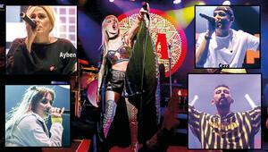 İstanbul Müzik Haftasında rap gecesi