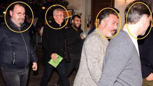 Takım toplandı Cem Yılmaz, Ozan Güven, Zafer Algöz ve Can Yılmaz gecelerde