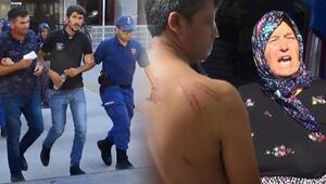 İcra görevlilerini dövüp, rehin alan anne ve 2 oğluna 27şer yıl hapis