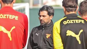 Göztepenin yeni teknik direktörü İlhan Palut, ilk Süper Lig maçına çıkacak