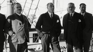Bakan Ersoy, Atatürkün 43 saniyelik yeni görüntüsünü paylaştı