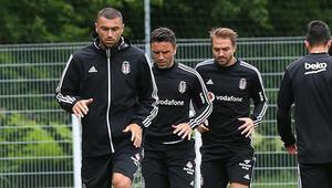 Beşiktaştan Burak, Caner ve Gökhana şartlı teklif