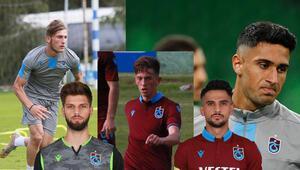 Trabzonspor'da gençlik fırtınası U19dan 5 futbolcu...