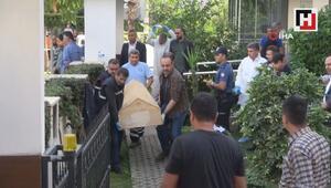 Evlerinde ölü bulunan ailenin cenazeleri Adli Tıpa gönderildi