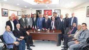 Hakkaride, Doğu Anadolu Bölgesi Gaziler ve Şehit Aileleri Federasyonu kuruldu