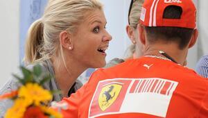 Corinna Schumacher ilk kez konuştu: Michael...