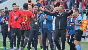 Gençlerbirliği 2-1 Kayserispor
