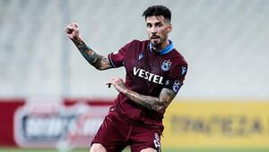 Trabzonsporda Jose Sosa şoku