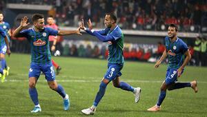 Çaykur Rizespor, tek golle güldü