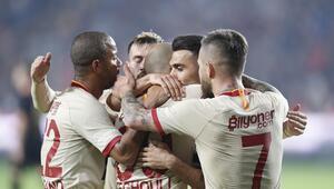 Galatasaray, Gaziantepte yara sardı