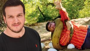 Şahan Gökbakar: 25 kiloluk yılanla yerde debelendim