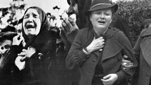 Atatürk'ün cenazesinden fotoğraflar