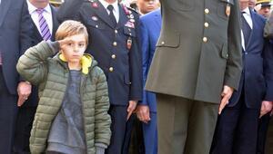 Atatürk, Kahramanmaraşta saygıyla anıldı