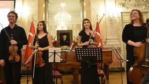 Avusturya'da 'Boğaziçi'nden Mavi Tuna'ya' konseri