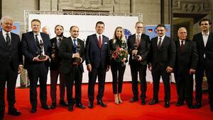 'Kybele Dostluk Ödülleri' sahiplerini buldu